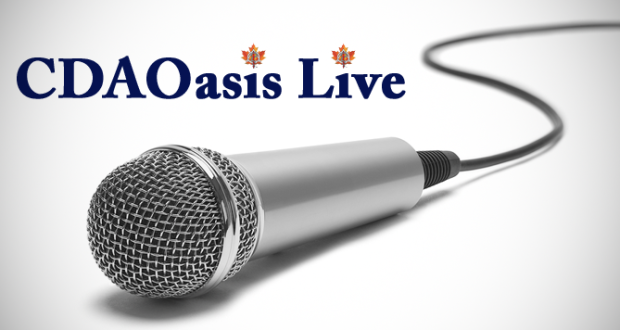 CDA Oasis Live
