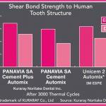 Shear Bond Strength PSACP Graph