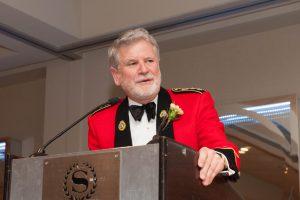 Honorary Fellow Claude Paul Boivin